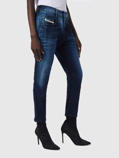 Diesel - Fayza JoggJeans® 069XX, Bleu Foncé - Jeans - Image 6