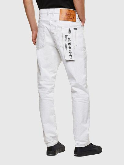 Diesel - D-Vider 003AF, Blanc - Jeans - Image 2