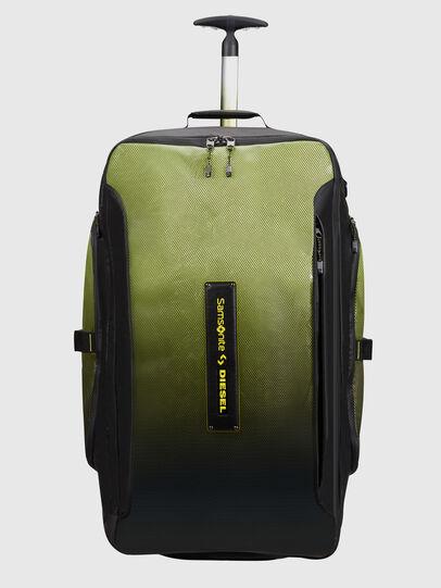 Diesel - KA2*69010 - PARADIVE, Noir/Jaune - Sacs de voyage à roulettes - Image 2