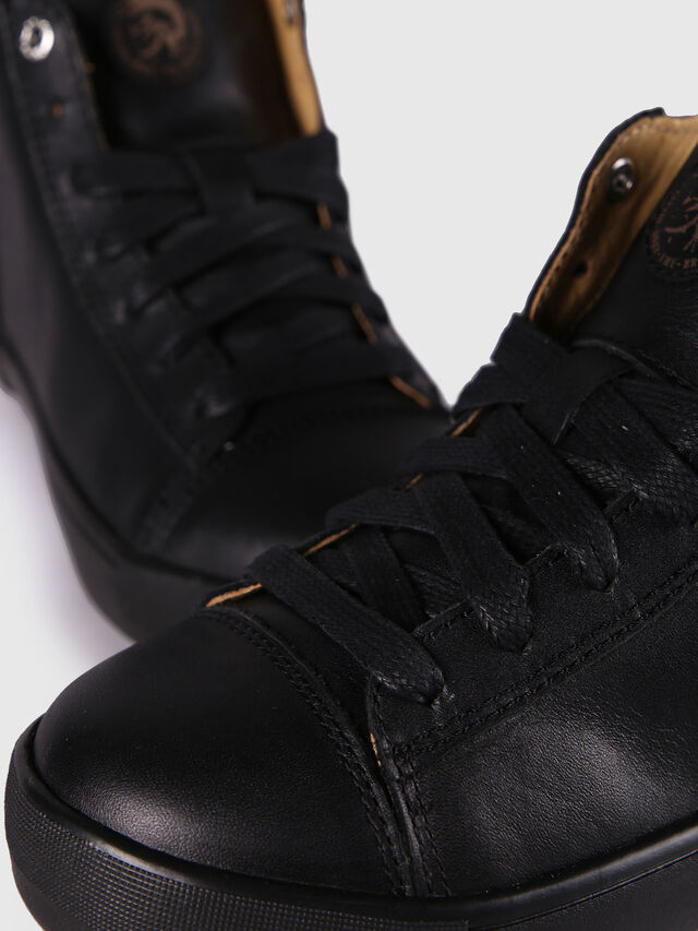 Diesel - SN MID 24 NETISH YO, Noir - Footwear - Image 6