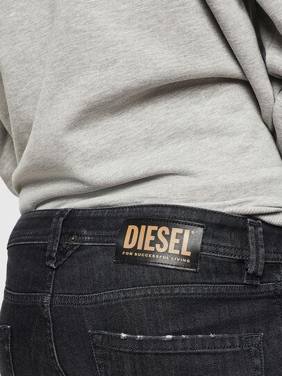 Diesel - Larkee 082AS, Noir/Gris foncé - Jeans - Image 4