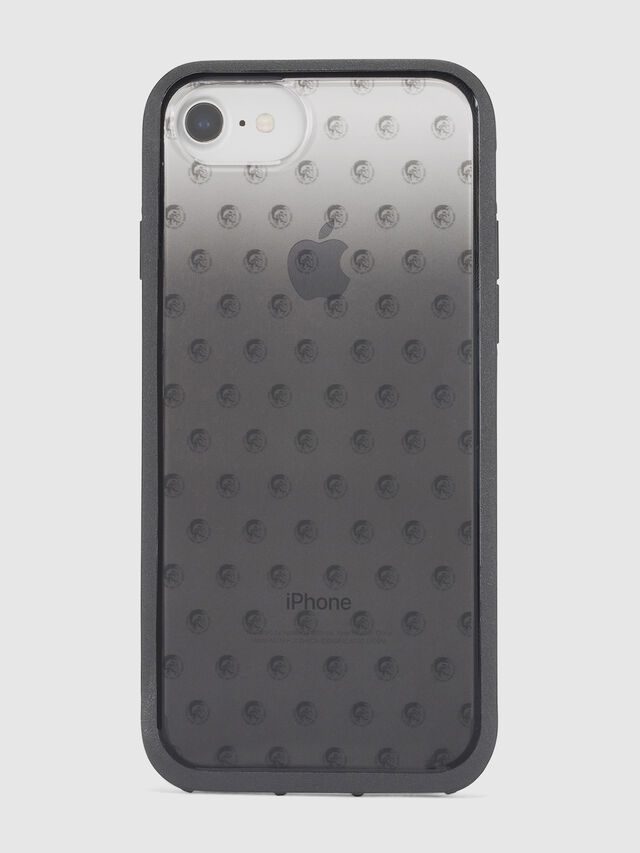 Diesel - MOHICAN HEAD DOTS BLACK IPHONE 8/7/6s/6 CASE, Noir - Coques - Image 2