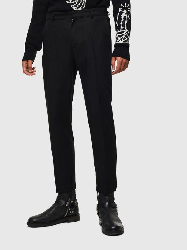 P-RING-SMP, Noir - Pantalons