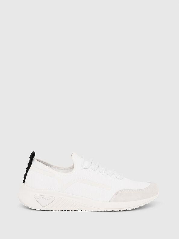 S-KBY STRIPE W, Blanc - Baskets