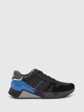 S-BRENTHA FLOW, Noir/Bleu - Baskets