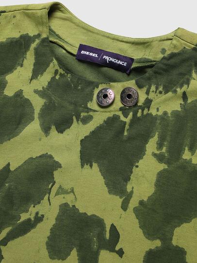 Diesel - PR-TS01, Vert - T-Shirts - Image 3
