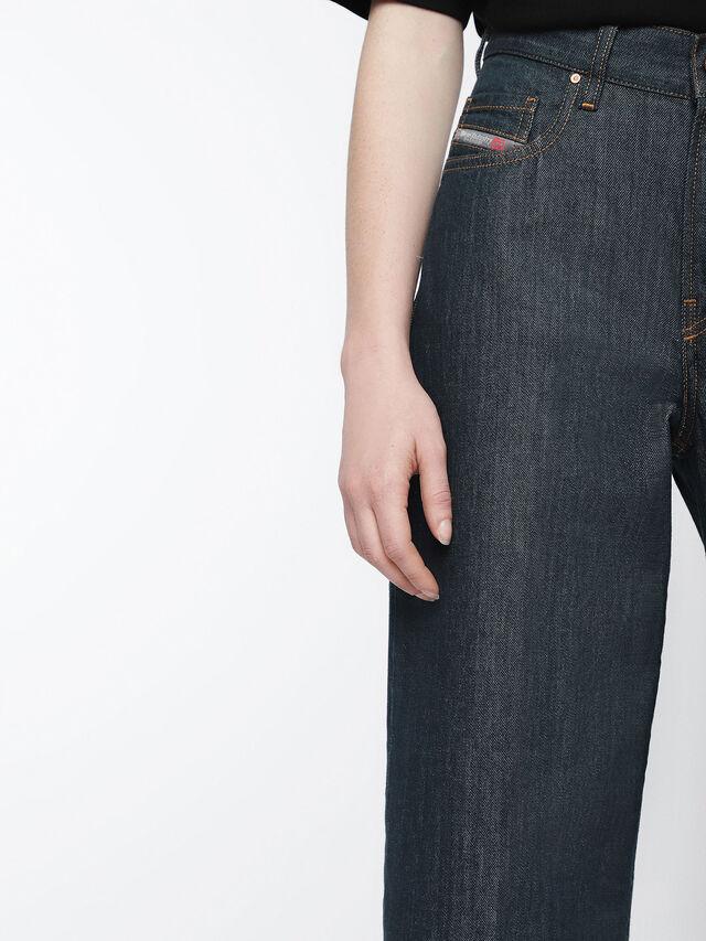 Diesel - Widee 084UR, Bleu Foncé - Jeans - Image 5
