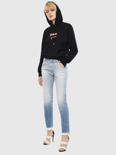 Diesel - Krailey JoggJeans 0099R, Bleu Clair - Jeans - Image 6