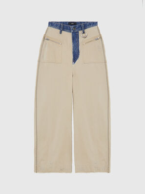 P-ACAY-DT, Beige - Pantalons