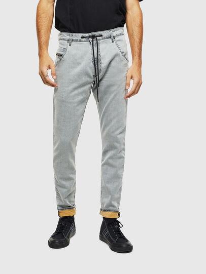 Diesel - Krooley JoggJeans 069MH, Bleu Clair - Jeans - Image 1