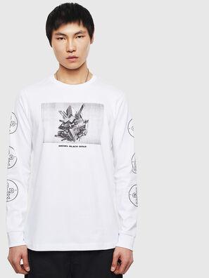 T-GRANITE, Blanc - T-Shirts