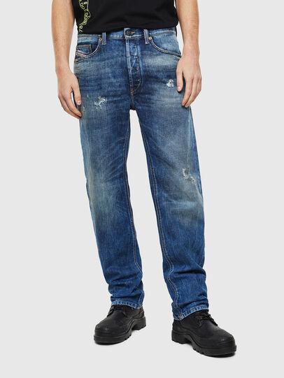 Diesel - D-Macs 0097I, Bleu moyen - Jeans - Image 1