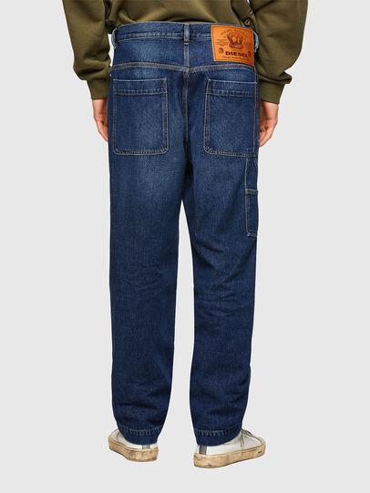 Diesel - D-Franky 009NE, Bleu Foncé - Jeans - Image 2