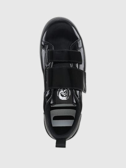 Diesel - S-CLEVER LOW STRAP W, Noir - Baskets - Image 6