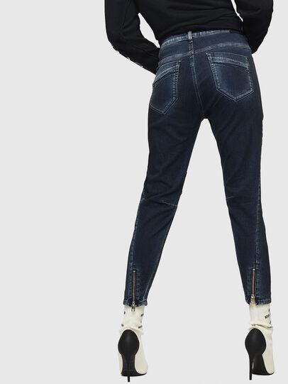 Diesel - Fayza JoggJeans 069HY, Bleu Foncé - Jeans - Image 2