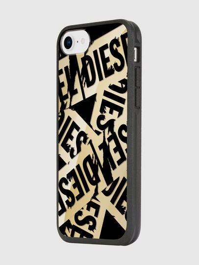 Diesel - MULTI TAPE GOLD/BLACK IPHONE 8/7/6S/6 CASE,  - Coques - Image 5