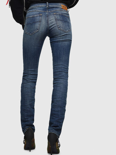 Diesel - Sandy 069GA, Bleu moyen - Jeans - Image 2
