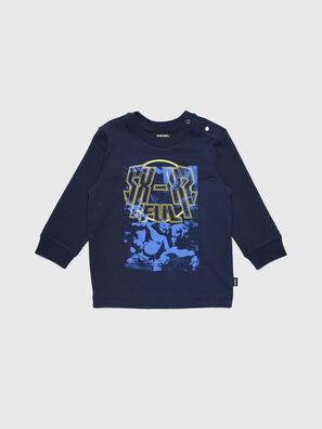 TRAVEB, Bleu Foncé - T-shirts et Hauts