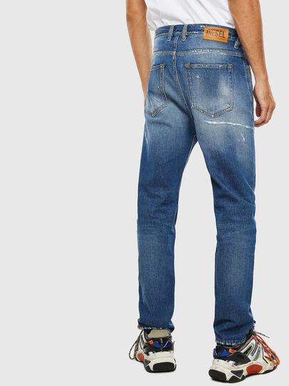 Diesel - D-Vider 0097B, Bleu moyen - Jeans - Image 2