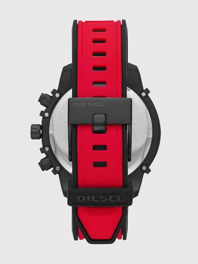 Diesel - DZ4530, Rouge/Noir - Montres - Image 3