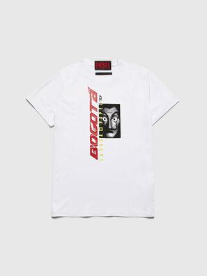 LCP-T-DIEGO-BOGOTA, Blanc - T-Shirts