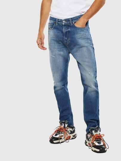 Diesel - D-Vider 0097B, Bleu moyen - Jeans - Image 1