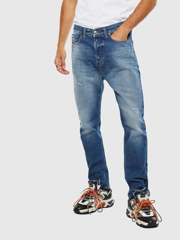 D-Vider 0097B, Bleu moyen - Jeans