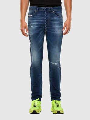 Thommer JoggJeans 069PL, Bleu Foncé - Jeans