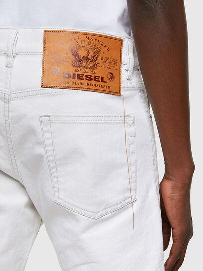 Diesel - D-Strukt 003AF, Blanc - Jeans - Image 4
