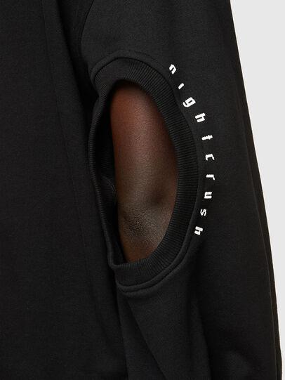 Diesel - F-CIONDY, Noir - Pull Cotton - Image 4