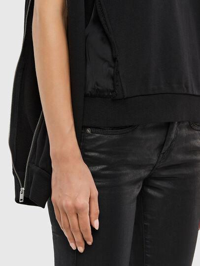 Diesel - D-Ollies JoggJeans® 069QJ, Noir/Gris foncé - Jeans - Image 6