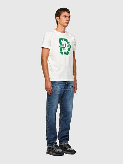 Diesel - T-DIEGOS-N23, Blanc - T-Shirts - Image 4