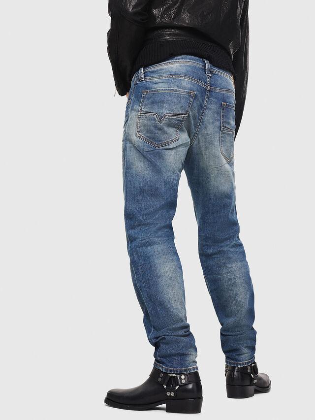 Diesel - Larkee-Beex 089AR, Bleu Foncé - Jeans - Image 2