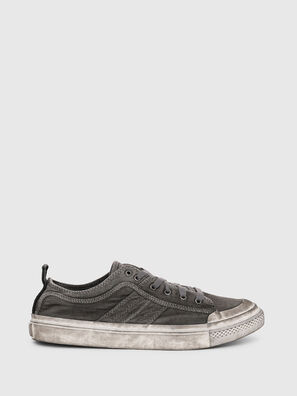 S-ASTICO LOW LACE, Gris foncé - Baskets