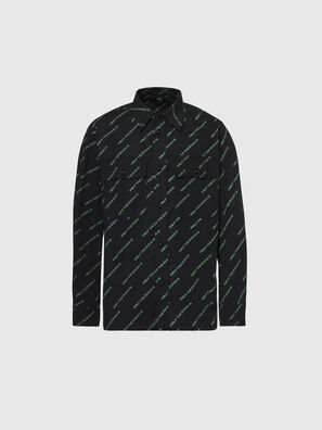 S-JESSTA, Noir - Chemises