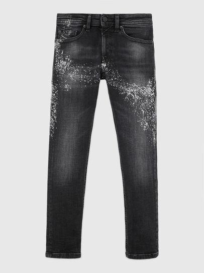 Diesel - THOMMER-J, Noir/Gris foncé - Jeans - Image 1