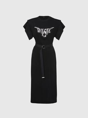 D-FLIX-C, Noir - Robes