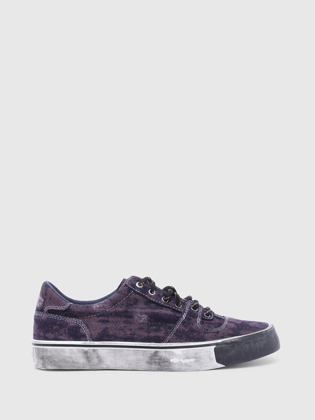 Diesel - S-FLIP LOW, Violet - Baskets - Image 1