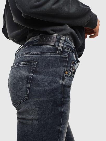 Diesel - D-Ollies JoggJeans 069GD, Bleu Foncé - Jeans - Image 4