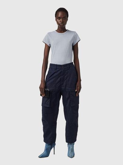 Diesel - D-Emma JoggJeans® 0CEAT, Bleu Foncé - Jeans - Image 5