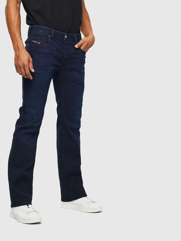 Zatiny 0098I, Bleu Foncé - Jeans