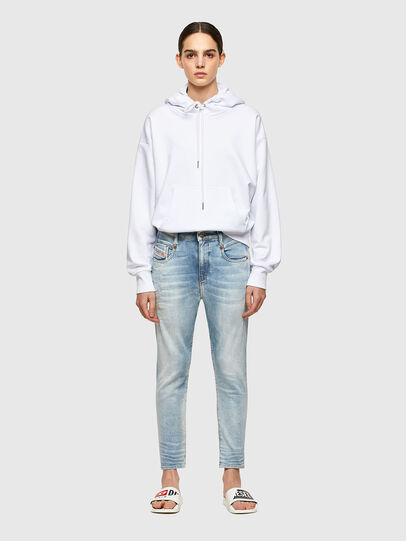 Diesel - Fayza JoggJeans® 069UY, Bleu Clair - Jeans - Image 5