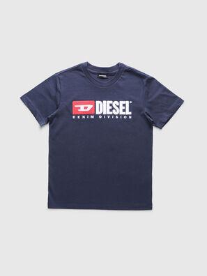 TJUSTDIVISION, Bleu Foncé - T-shirts et Hauts