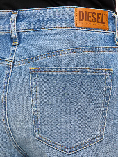 Diesel - D-Joy 009EU, Bleu Clair - Jeans - Image 5