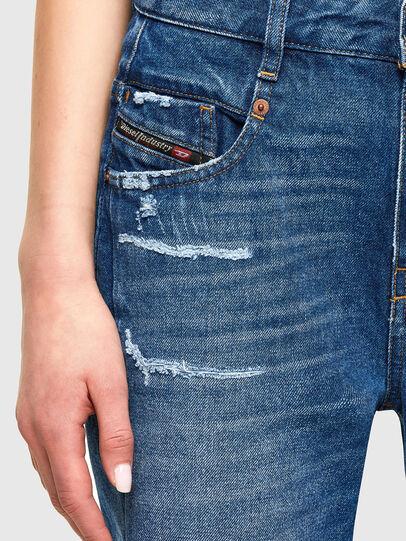 Diesel - Fayza 0079R, Bleu moyen - Jeans - Image 3