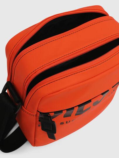 Diesel - DOUBLECROSS, Orange - Sacs en bandoulière - Image 5