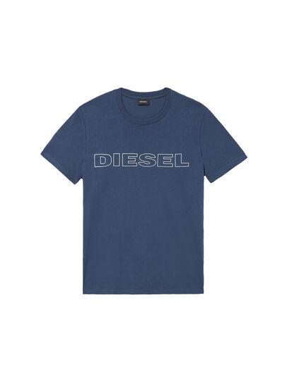 Diesel - UMLT-JAKE, Bleu Nuit - T-Shirts - Image 1