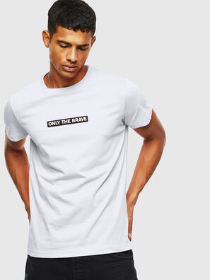 T-DIEGO-T16, Blanc - T-Shirts