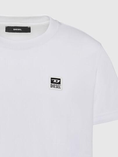 Diesel - T-DIEGOS-K30, Blanc - T-Shirts - Image 3