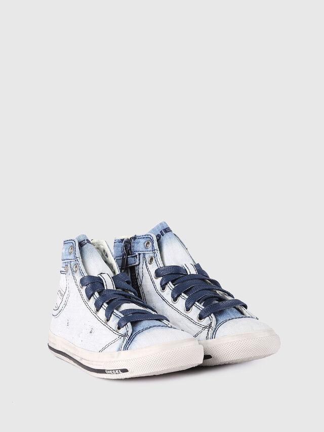 Diesel - SN MID 20 EXPOSURE Y, Bleu Clair - Footwear - Image 2